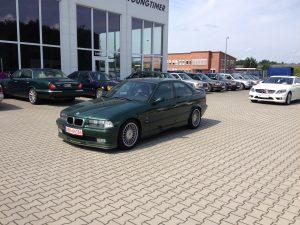 BMW Alpina B3 edition 30 8
