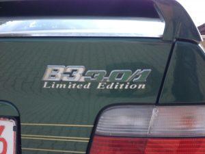 BMW Alpina B3 edition 30 4