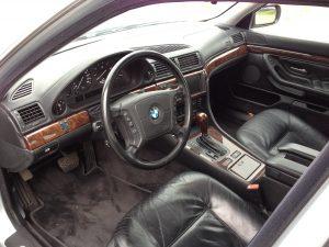 E38 BMW 750 IL V12 6
