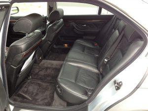 E38 BMW 750 IL V12 8