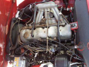 Mercedes SL 280 Pagode 7