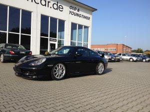 Porsche 996 GT3 clubsport 8