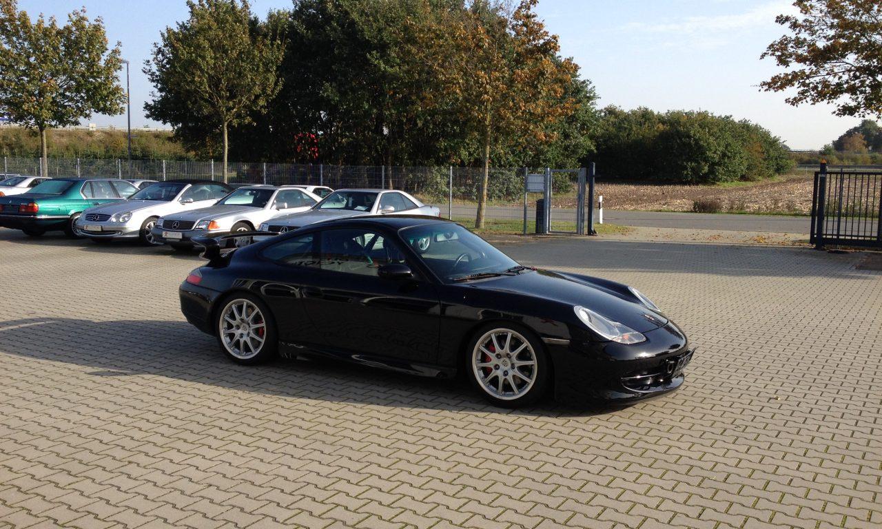 Porsche 996 GT3 clubsport 7