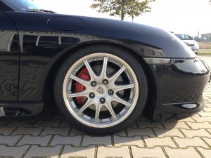 Porsche 996 GT3 clubsport 6