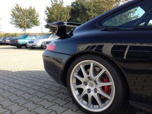 Porsche 996 GT3 clubsport 5