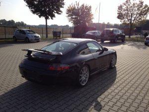 Porsche 996 GT3 clubsport 4