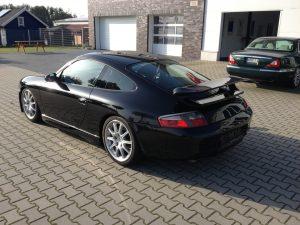 Porsche 996 GT3 clubsport 3