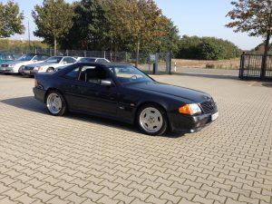 AMG Mercedes SL 600 R129 1
