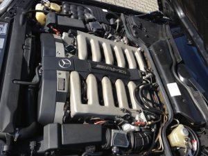 AMG Mercedes SL 600 R129 6