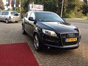 Audi Q7 4.2 TDI 2