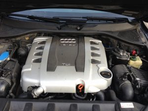 Audi Q7 4.2 TDI 10