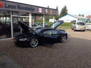 Audi R8 420HP V8 FSI R-tronic 8