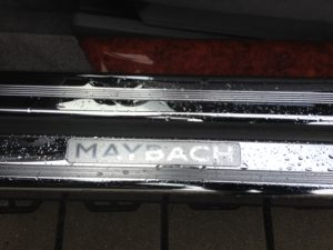 Maybach 57 6