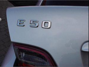 Mercedes E50 AMG 1