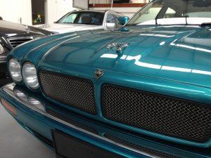 Jaguar XJR x300 front grill