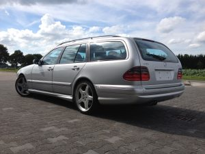 Mercedes E55 AMG Estate 3