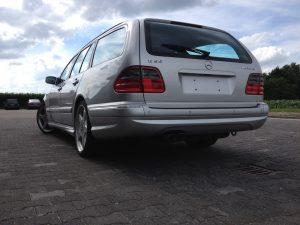 Mercedes E55 AMG Estate 4