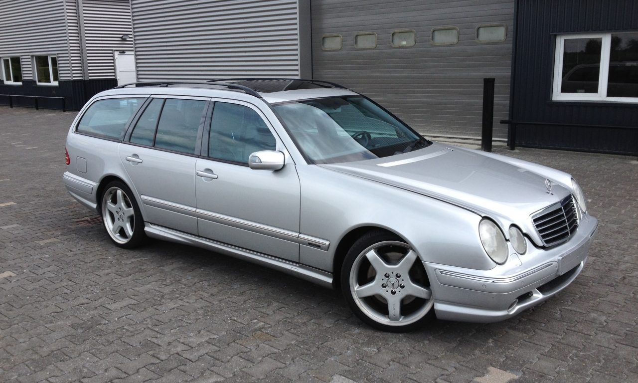 Mercedes E55 AMG Estate