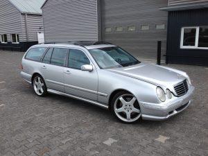 Mercedes E55 AMG Estate