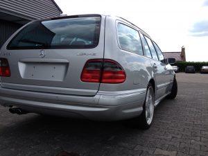 Mercedes E55 AMG Estate 2