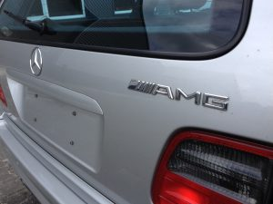 Mercedes E55 AMG Estate 5