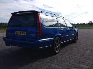 Volvo V70R Phase 3 5