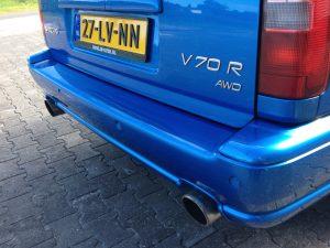 Volvo V70R Phase 3 4