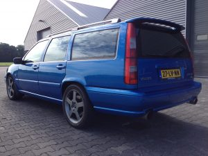 Volvo V70R Phase 3 3