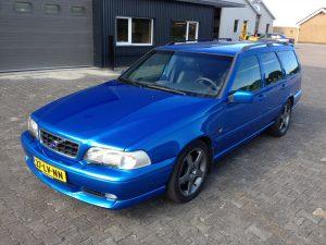 Volvo V70R Phase 3