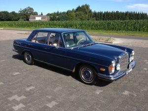 Mercedes 280S W108 5