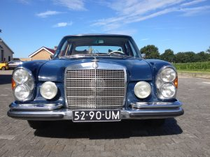 Mercedes 280S W108 1
