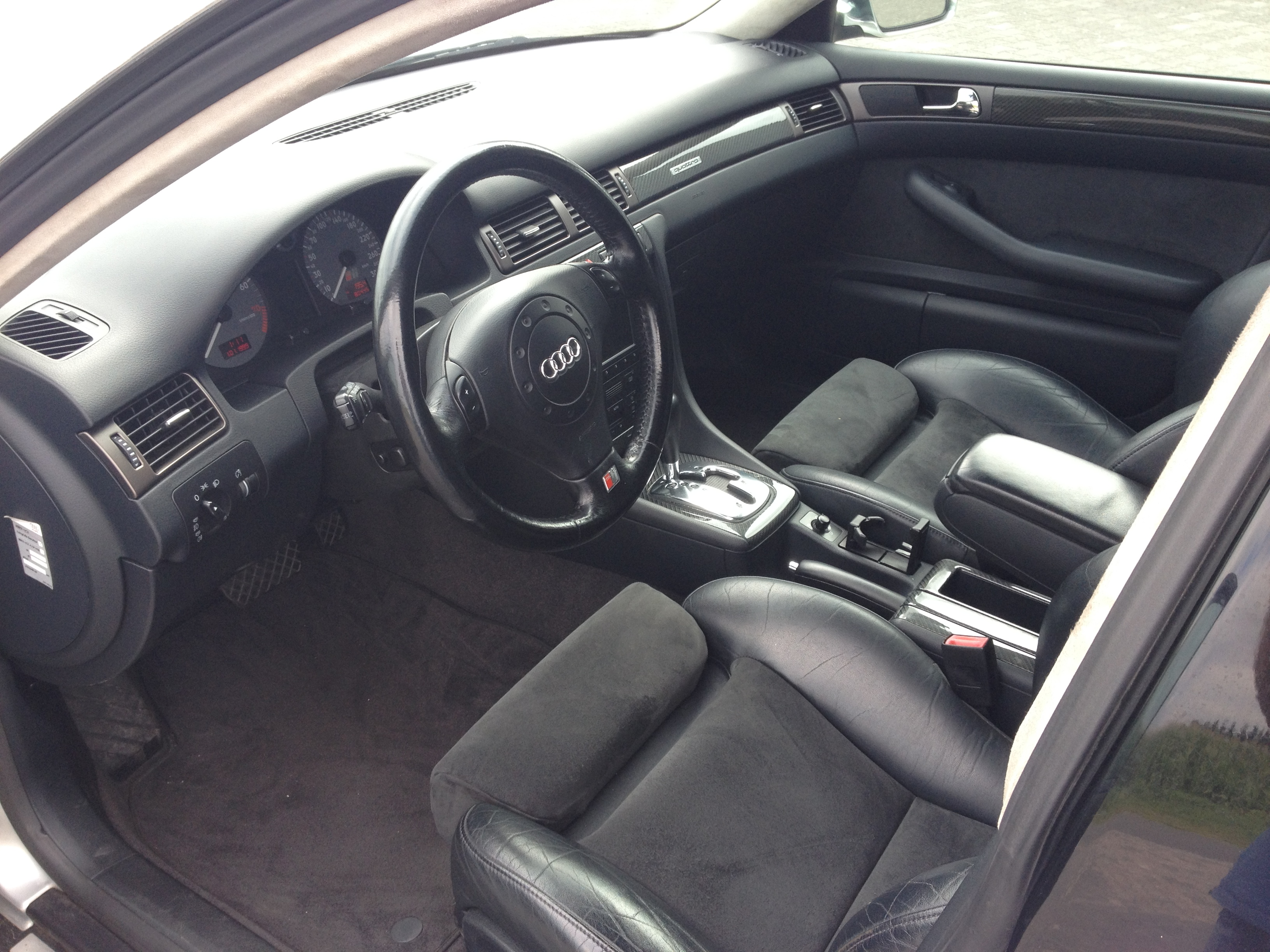 2000 Audi S6 C5 Sedan Review & TestDrive JMSpeedshop
