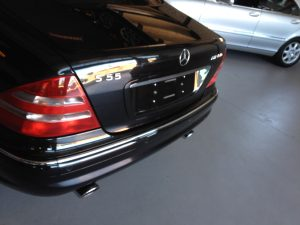 Mercedes S55 L AMG 4