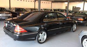 Mercedes S55 L AMG