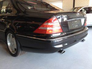 Mercedes S55 L AMG 2