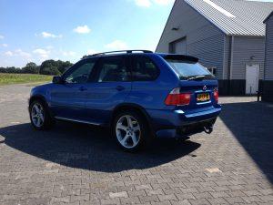 BMW X5 4.6IS E53 5