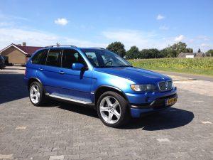 BMW X5 4.6IS E53
