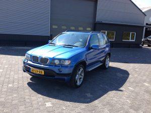 BMW X5 4.6IS E53 1