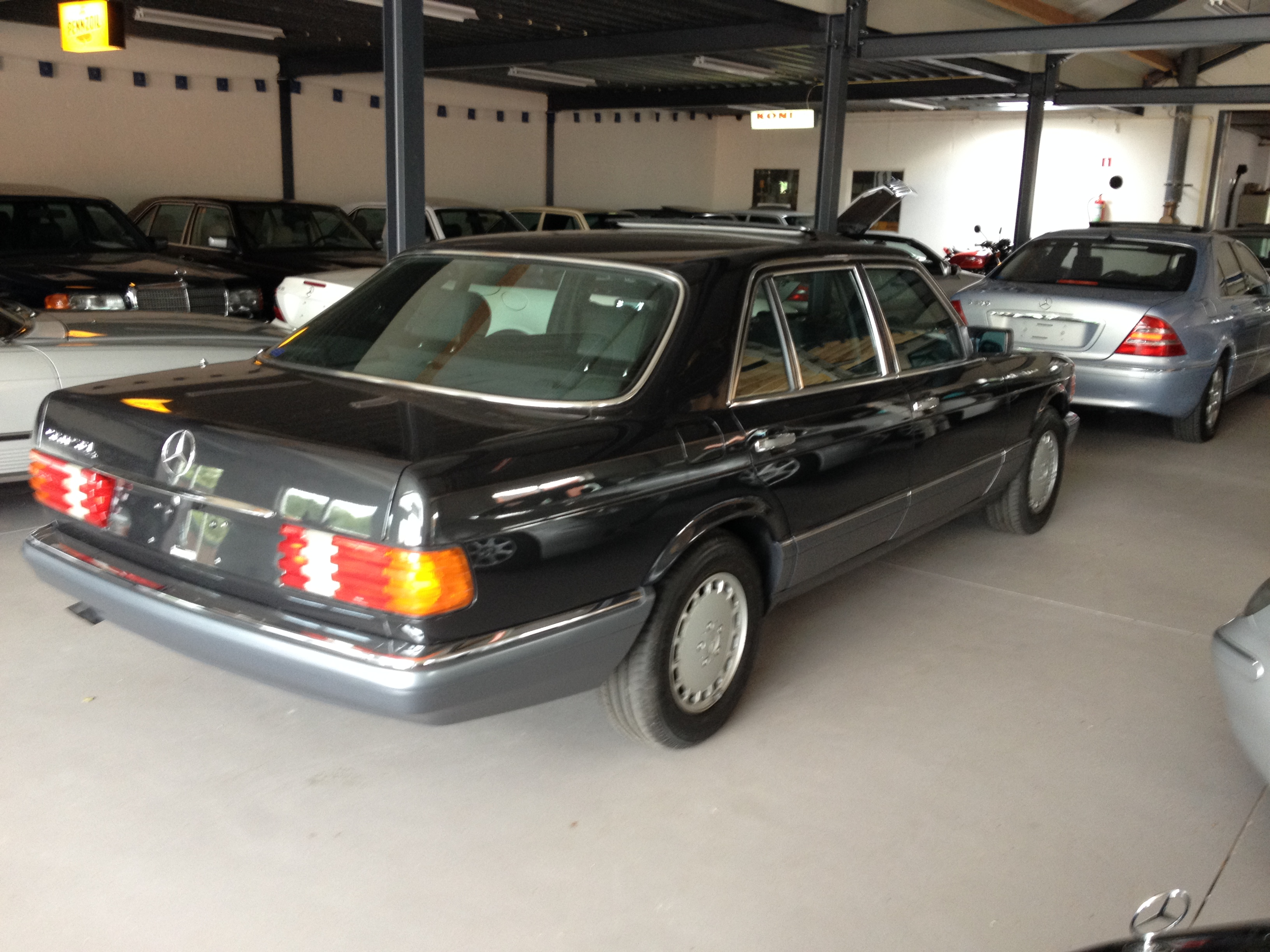 mercedes 560 sel w126 review by jmspeedshop