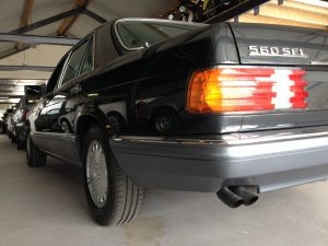 Mercedes 560 SEL W126 1