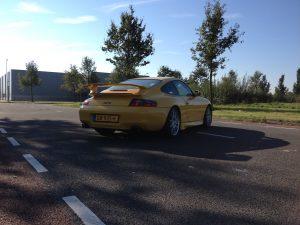 Porsche 911 GT3 MK1 8