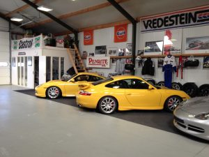 Porsche 911 GT3 MK1 11