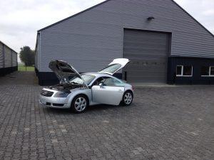 Audi TT 225 HP 8N MK1 7