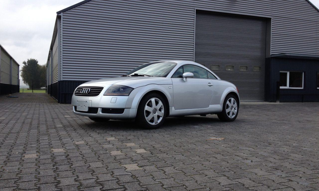 Audi TT 225 HP 8N MK1