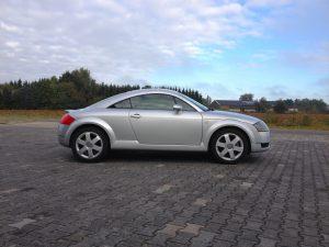 Audi TT 225 HP 8N MK1 1