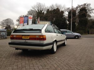 Audi 200 Avant 20V turbo 3