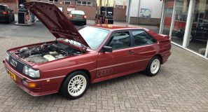 Audi UrQuattro 2.1 10V Turbo