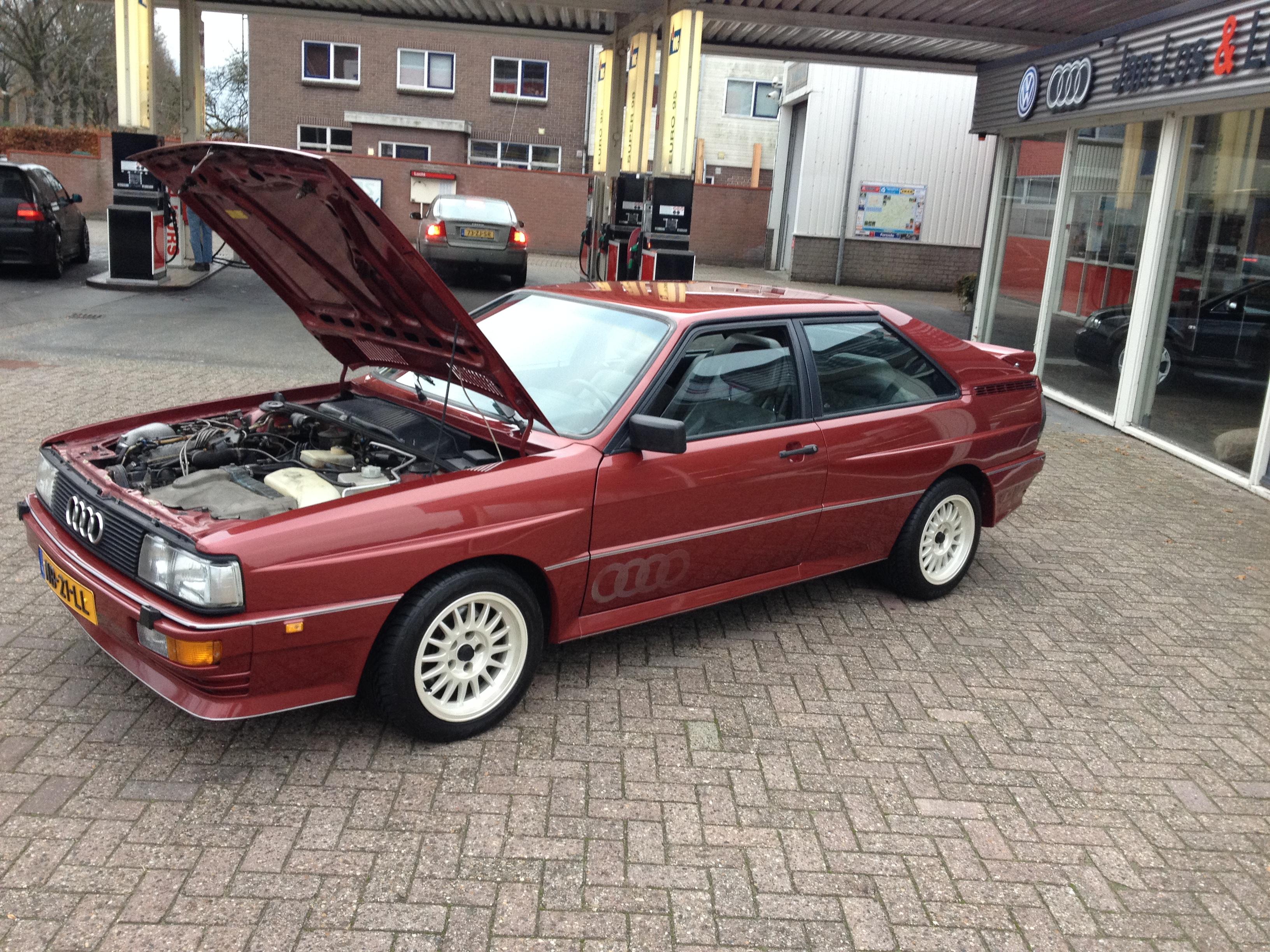 Audi Urquattro 2 1 10v Turbo Review Jmspeedshop