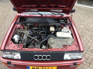 Audi UrQuattro 2.1 10V Turbo 5