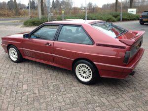Audi UrQuattro 2.1 10V Turbo 2